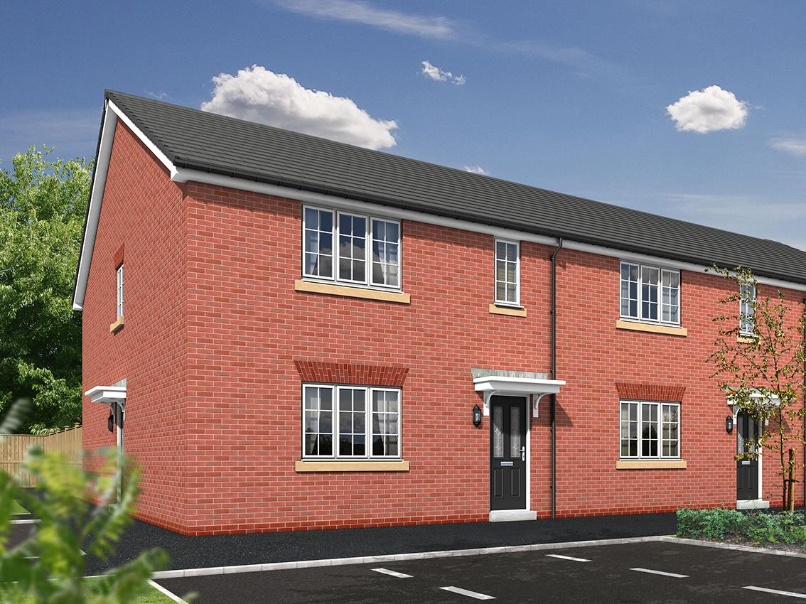 2 Bedrooms Apartment Flat for sale in Almond Brook Road, Standish, Wigan